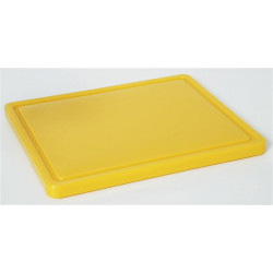 deska do krojenia HACCP - GN 1/2 żółta