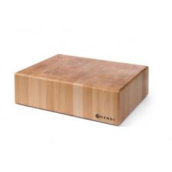 Kloc masarski drewniany bez podstawy 150