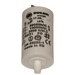 Kondensator rozruchowy silnika wentylatora pieca EX,GX