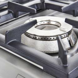Kuchnia nastawna gazowa 6 palnikowa 1200x700 36,5kW - G20