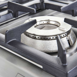 Kuchnia nastawna gazowa 6 palnikowa 1200x700 36,5kW - G30