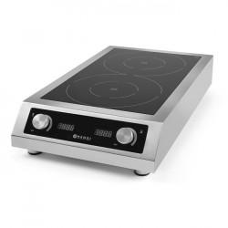 Kuchenka indukcyjna podwójna model 7000