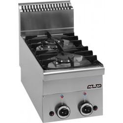 Kuchnia gazowa stołowa MBM600 2-palnikowa   G2S6