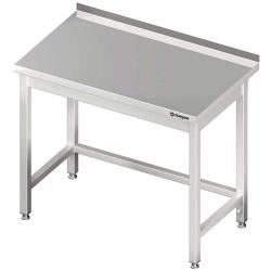 Stół przyścienny bez półki 1100x600x850 mm spawany