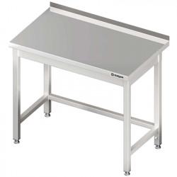 Stół przyścienny bez półki 1200x600x850 mm spawany