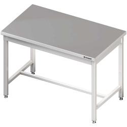 Stół centralny bez półki 1400x800x850 mm skręcany