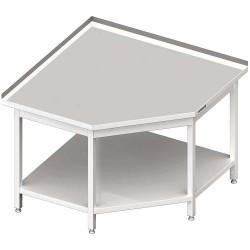 Stół przyścienny,narożny 700x700x850 mm