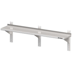 Półka wisząca, przestawna,pojedyncza 1500x300x400 mm