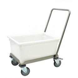 10843 Wózek na pojemniki do żywności 10843, RM GASTRO, 00028568