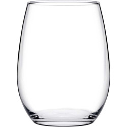 Szklanka, Amber, V 0.57 l