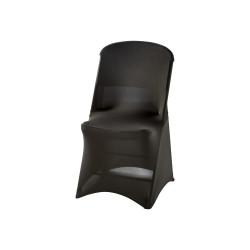 Pokrowiec na krzesło 950121, czarny