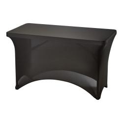 Pokrowiec na stół 950112, czarny