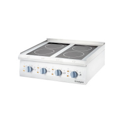 Kuchnia ceramiczna, 4-polowa, nastawna, 10 kW