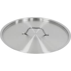 Pokrywka stalowa, Ø 160 mm