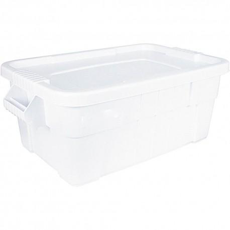 Pojemnik transportowy do żywności, biały, V 53 l
