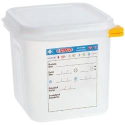 Pojemnik GN 1/6 150 polipropylen z pokrywką szczelną