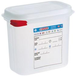 Pojemnik GN 1/9 100 polipropylen z pokrywką szczelną